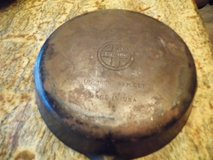 Griswold Cast Iron Skillet in Cleveland, Texas