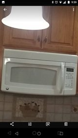 GE microwave in Naperville, Illinois