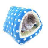 Fleece Rodent Huts Brand New in Aurora, Illinois