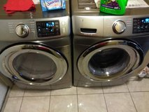 washer and dryer front load in Elgin, Illinois