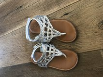 Sandals in Yucca Valley, California