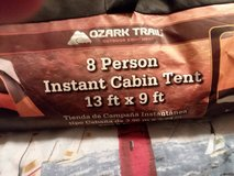 Ozark tent in Clarksville, Tennessee