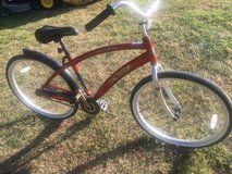nice beach bike aluminum in Camp Lejeune, North Carolina