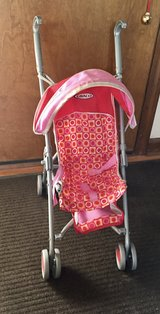 Graco Baby Doll Umbrella Stroller in Bolingbrook, Illinois