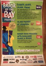 Gator By The Bay and Mothers Day in Camp Pendleton, California