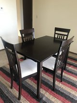 Dining Set (Table and 4 Chairs) in Fort Irwin, California