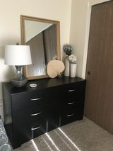 Modern Black Chest of Drawers in Fort Irwin, California