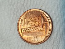 1977 1 Cent Singapore Collectible Coin Foreign Money Currency in Houston, Texas