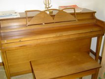 Wellington Spinet Piano and bench in Bolingbrook, Illinois