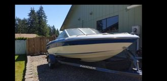 1994 invader open bow priced to sell in Tacoma, Washington