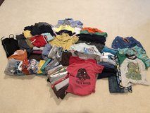 Boys 3T HUGE summer clothes lot in Lockport, Illinois