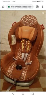 Carseat in Los Angeles, California