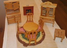 Wooden Doll House Furniture in Kingwood, Texas