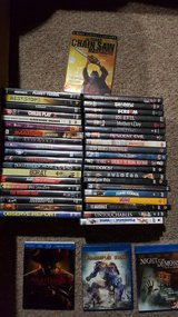 DVDs and Blu Rays in Plainfield, Illinois