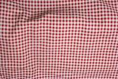 """Red Ivory Check Fabric 42"""" x 72"""" Gingham Plaid 2 yards Country Farm House Barn Rustic in Houston, Texas"""