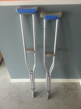 Aluminum crutches in Camp Lejeune, North Carolina