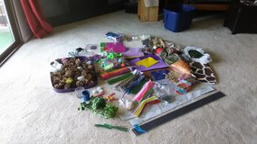 LARGE LOT OF CRAFTING SUPPLIES in Lockport, Illinois