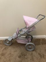 Pottery Barn kids twins stroller in Chicago, Illinois