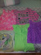 5 Girls 12/14 Justice and SO Shirts in Yorkville, Illinois