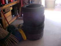 4 USED TIRES 205/55/R16 in 29 Palms, California