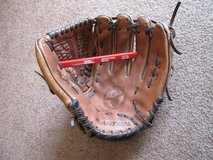 "Easton 13"" NE13 brown baseball glove in Lockport, Illinois"