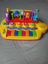 Toy keyboard in Stuttgart, GE
