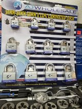 Locks, different sizes, prices in Yucca Valley, California