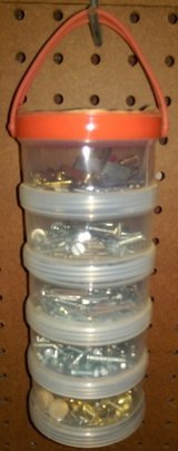 Tool Storage Cylinder – 5 Sections in Houston, Texas