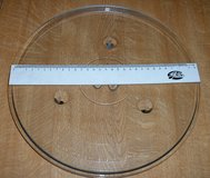 MICROWAVE TURNTABLE PLATE (GLASS) 310 mm in Lakenheath, UK