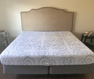 King Size Bed in Yucca Valley, California