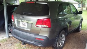 SUV, 2013 Kia Sorento, 2 wheel drive, 7 Passenger, 4 cylinder, asking $12,000 for my payoff in Moody AFB, Georgia