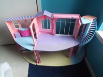 Barbie House in The Woodlands, Texas