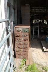1940s Filing Cabinet in Leesville, Louisiana