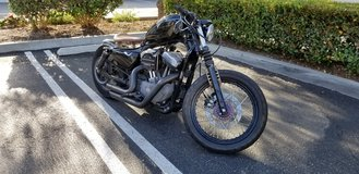 Custom Nightster 1200 in Camp Pendleton, California