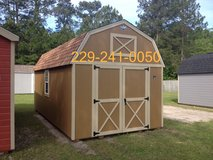 Storage Building Shed-LOW DOWN PAYMENT!!! in Moody AFB, Georgia
