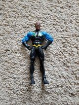 DC BLACK LIGHTNING Figure in Camp Lejeune, North Carolina