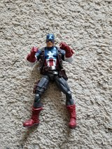 Marvel Legends CAPTAIN AMERICA Figure in Camp Lejeune, North Carolina