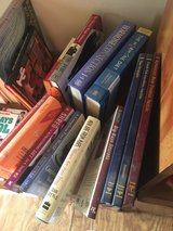 Books - various titles in Fort Polk, Louisiana