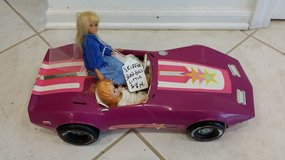 Barbie Corvette - Skipper in Westmont, Illinois