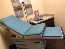 Ultrasound Examination Table in Bolingbrook, Illinois