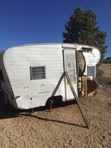 Little trailer 50's no paper As is. in Yucca Valley, California