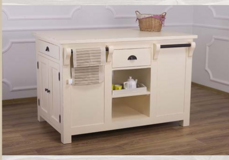 United Furniture - Kitchen Island #4 - Available in all Colors & Finishes - Including Delivery in Wiesbaden, GE