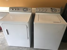 LG washer and dryer in Fort Campbell, Kentucky