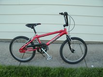 "RED Strike Mongoose 20"" BMX Bike in Chicago, Illinois"