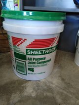 Joint compound - FREE in Yorkville, Illinois