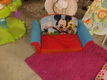 Minnie mouse couch in Leesville, Louisiana