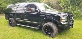 04 Ford Excursion Limited 4wd Diesel in Leesville, Louisiana