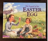 Legend of the Easter Egg Hardcover Book in Conroe, Texas
