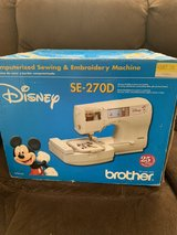 Brother Disney Sewing and Embroidery Machine in Fort Irwin, California