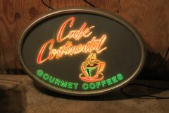 Cafe continental in Leesville, Louisiana